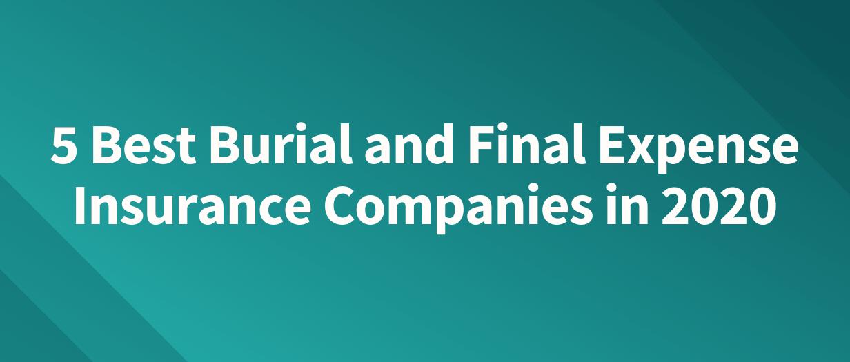 best-burial-insurance-companies
